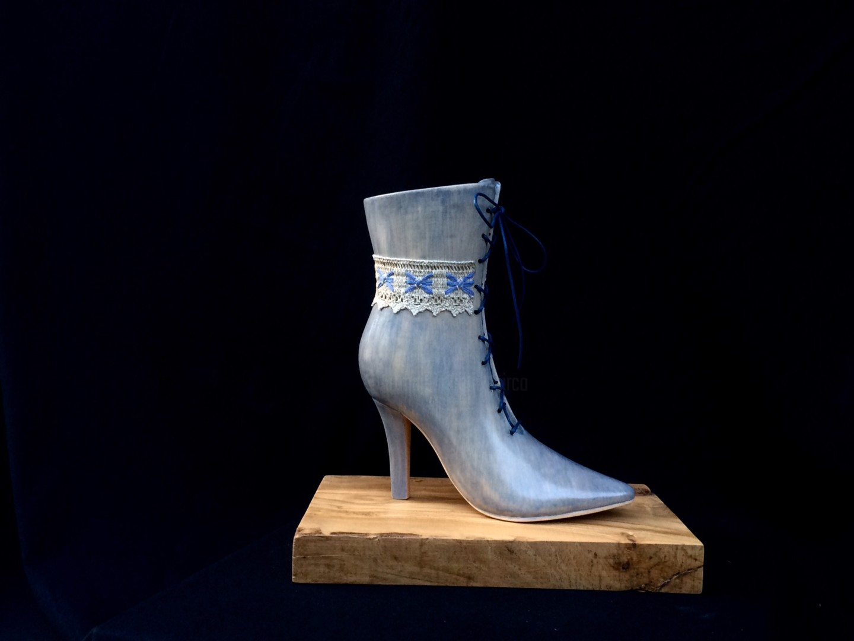 Mirèo - bottine jean's